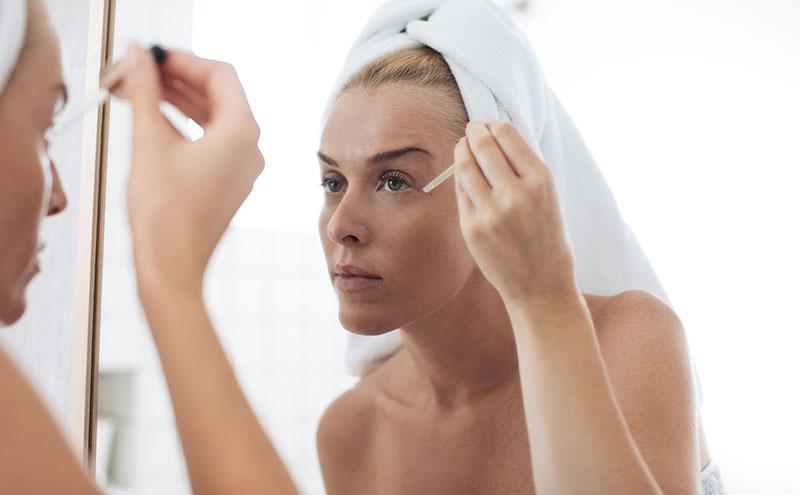 creme de olheiras ácido hialurônico pode ser usado