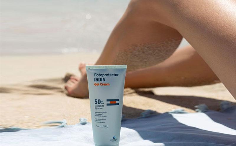 foto protetor solar fps 50