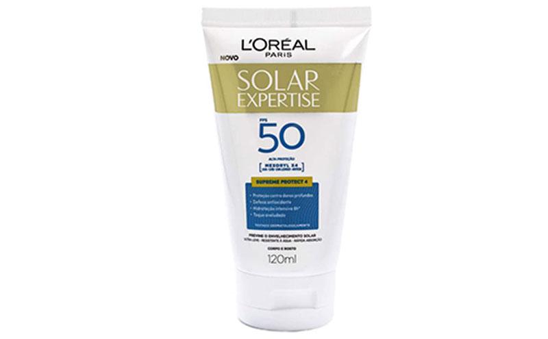protetor solar fps 50 loreal