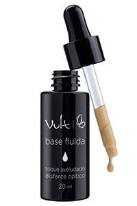 base líquida  vult fluida