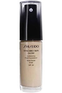 base líquida  shiseido