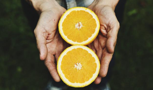 vitamina c pro rosto